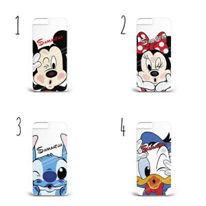 MICKEY-MINNIE-DONALD-STITCH-PERSONALISED-PLASTIC-Phone-Case-for-SAMSUNG