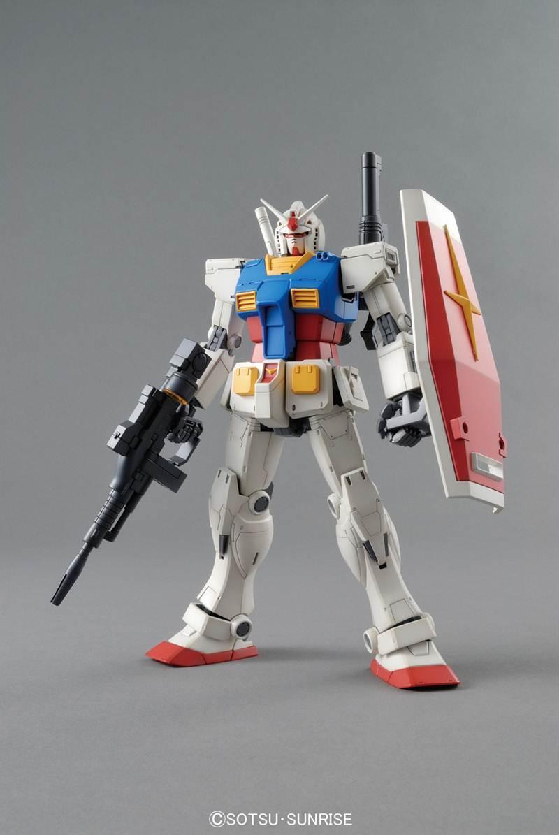 RX-78-2 Gundam Prossootype The Origin GUNPLA MG Master  Grade 1 100 BeAI  ottima selezione e consegna rapida