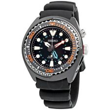 Mens Seiko Prospex Kinetic 200m Divers Analog Sapphire Sports Watch SUN023P1