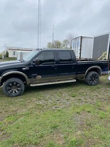 2006 Ford F 250 king ranch