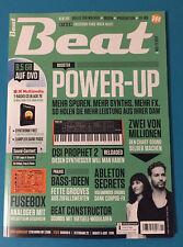 Beat  #143/11-2017 mit DVD !!! ungelesen 1A absolut TOP