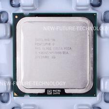 Intel Pentium D 945 (HH80553PG0964MN) SL9QB SL9QQ CPU 800/3.4 GHz LGA775 100% OK