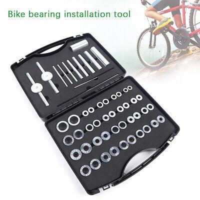 Bike Bottom Bracket Bicycle Hub /& BB Axis Bearing Installation Tool with Box USA