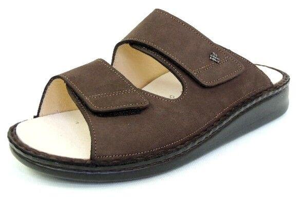 Finn Comfort sandalia es  riad  cuero Grizzly Cherokee 1505