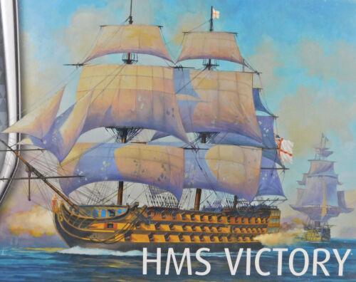 Scale 1:450 Level 322.4cm L x 15.1cm HNEW Revell Model Kit –HMS Victory