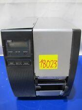 TEC B-372-QP Etikettendrucker Barcodedrucker Thermotransferdrucker Drucker#18023