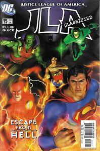 JLA-Classified-Comic-15-Cover-A-First-Print-2006-Warren-Ellis-Butch-Guice-DC