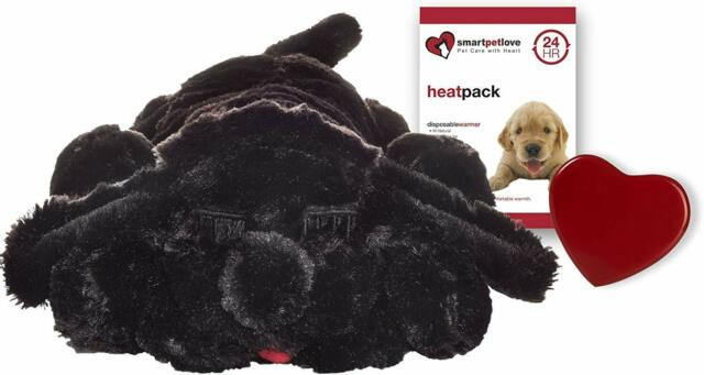 Brown Mutt Smart Pet Love Snuggle Puppy Behavioral Aid Toy