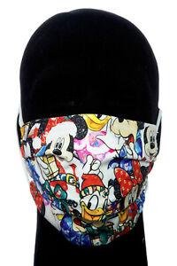 Mund- Nasen Maske, Disney, Micky Maus, Weihnachten, Frozen, Super Mario, Olaf