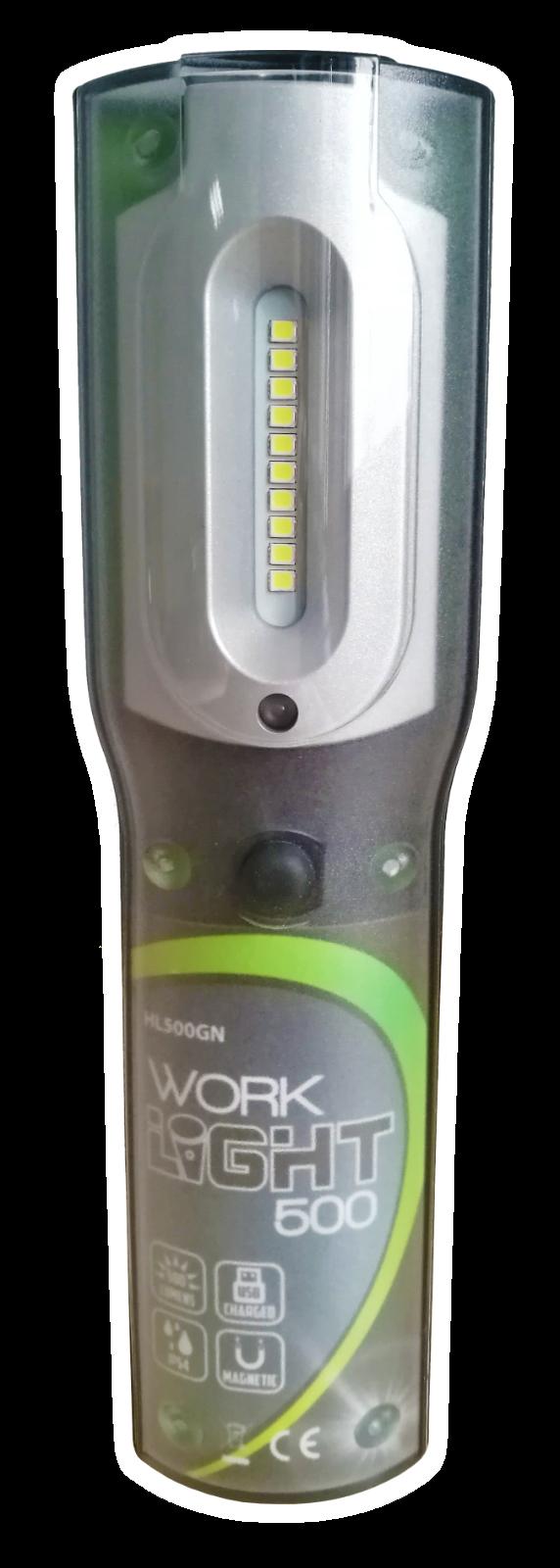 Trident struuominitos Riautoicabile ad Alta Potenza LED Luce Da Lavoro verde 500 LUuomini