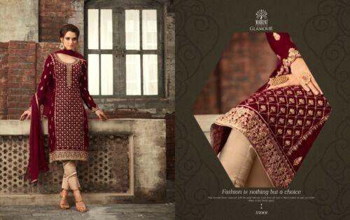 pakistano Salwar indiano Bollywood etnico Designer Kameez Shalwar w0x6T4Hq5