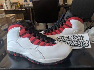 21d733394b9d Nike Air Jordan Retro X 10 Westbrook Olympians Class of 2006 MVP ...