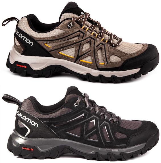 Salomon Evasion 2 Aero Mens  Trekking Hiking scarpe Outdoor All Dimensiones Trainers New  sconto online