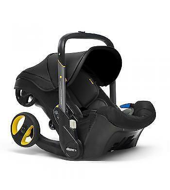 Doona car seat stroller in Nitro black group 0 birth to 13 kg Stroller Car seat