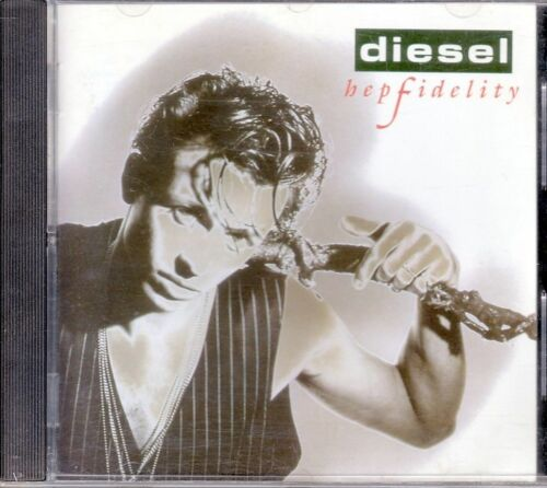 1 of 1 - DIESEL - HEPFIDELITY CD (GC) MAN ALIVE, TIP OF MY TONGUE, GET LUCKY, COME TO ME