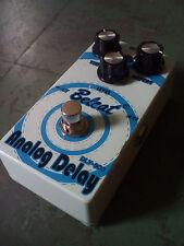 Belcat DLY-503 Pedal de Efectos de retardo analógico-sonido analógico cálido