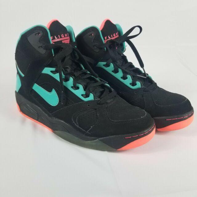 Repelente Eh Grabar  Size 11 - Nike Air Flight Lite High Black - 329984-003 for sale online |  eBay