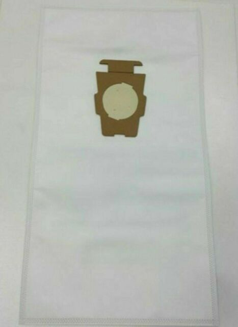HEPA Micron Cloth White 9 Vacuum Bags for Kirby F Ultimate G Diamond Edition