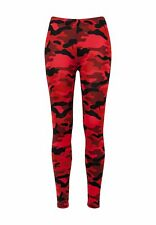 Urban Ebay M Tb1331 Red Ladies' Leggings Classics Camo gxvwrgp