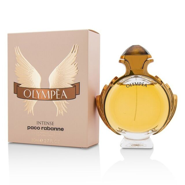 Paco Rabanne Olympea Intense Eau De Parfum Spray 80ml Womens Perfume