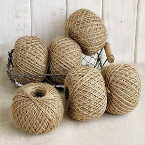 hot-Natural-30M-Brown-Jute-Twine-String-DIY-Shabby-Style-Rustic-Shank-Craft-GIFT