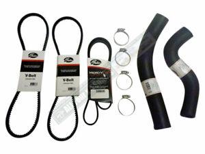 Hose-and-Belt-Kit-suitable-for-Landcruiser-HDJ78-HDJ79-8-2001-12-2006