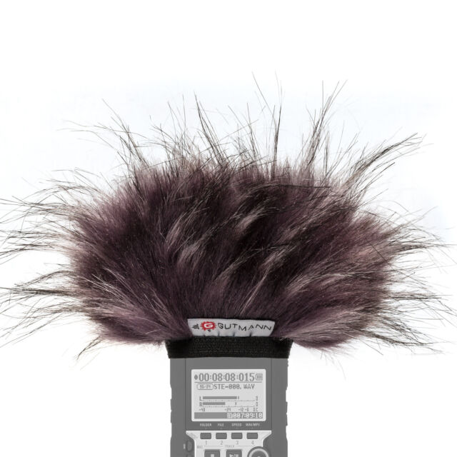 Gutmann Mikrofon Windschutz für ZOOM H4 Modell NEPTUNE