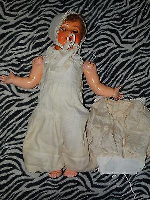 Der GüNstigste Preis Kämmer & Reinhardt Große Puppe 1728 56 Cm Schlafaugen Stimme Spielzeug ~1920