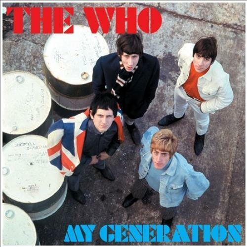 WHO THE - MY GENERATION NEW VINYL RECORD