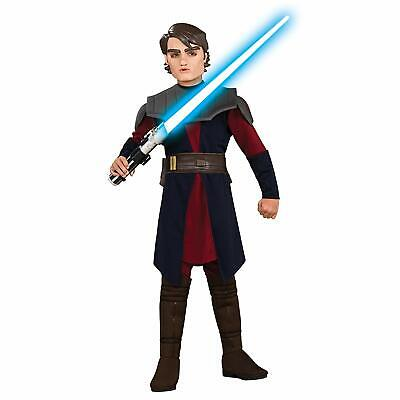 Bello Official Licensed Star Wars Clone Wars Anakin Skywalker Costume-mostra Il Titolo Originale Conveniente Da Cucinare