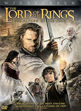 The Lord of the Rings: The Return of the King (DVD, 2004, 2-Disc Set, Widescreen)