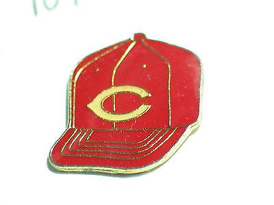 Sporting Goods Cooperative Cincinnati Reds Baseball Cap Vintage Enamel Lapel Pin Badge