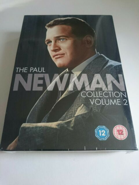 Paul Newman Collection: Volume 2 (2009, DVD) 5 Disc Boxset