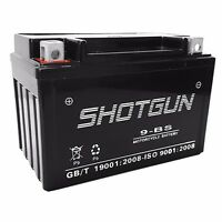 Replacement Battery For 2009-08 Hyosung Ms3-250 Btx9-bs 250cc 1 Year Warranty