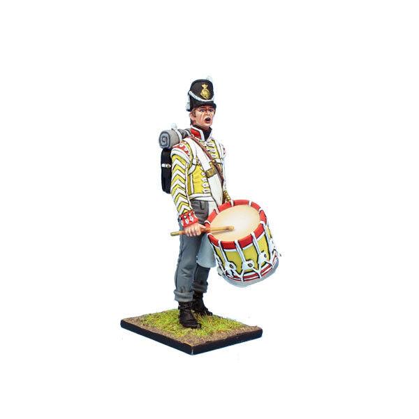 MB078 British 30th Regt of Foot Grenadier Drummer by First Legion