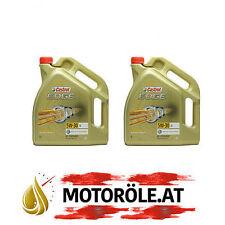 10 L LITER CASTROL EDGE 5W-30 LL MOTOR-ÖL MOTOREN-ÖL VW AUDI MB LONGLIFE 4