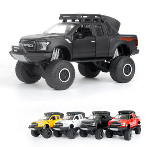 1-32-Ford-Raptor-F-150-OFF-Road-Pickup-Diecast-Model-Car-Toy-Collection-Gift