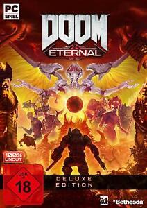 Doom Eternal Deluxe Edition (PC Code Download) (UNCUT)