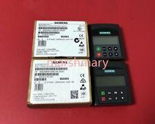 Refurbished Siemens6SE6400-0BP00-0AA0Micromaster 4 Basic Operator Panel