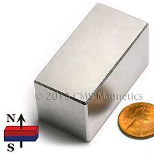 Neodymium Magnets N42 2 X 1 X 1 Ndfeb Rare Earth Magnet 1 Pc