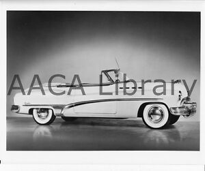 1950 Buick Model 76R Roadmaster Convertible Coupe Factory Photo