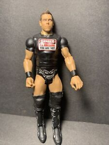 """2012 """"The Miz"""" Mattel Wrestling Action Figure WWE WWF I'm Awesome You Are Not!"""
