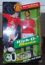 Figurine footballer Ruud Van Nistelrooy (Manchester United) Kick-O-Mania NEUVE