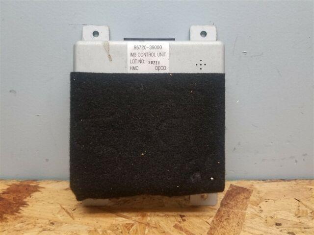 Genuine Hyundai 95720-39000 IMS Power Seat Control Unit