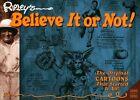 Ripley's Believe It Or Not! Daily Cartoons 1929-1930 by Robert Ripley (Hardback, 2014)