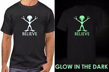 ALIEN HEAD MENS T SHIRT FULL FRONT SCI FI UFO SPACE TRAVEL NOVELTY PRESENT