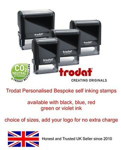 Details About Custom Made Bespoke Garage Mechanic Rubber Stamp Excellent Service And History