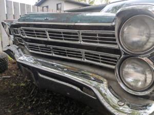 1967 ford custom 500 sedan