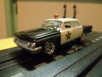 "Andy Griffith ""mayberry"" Sheriff/police Car Custom Galaxie 500 Ho Slot Car"
