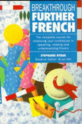 Breakthrough Further French (Breakthrough Language), Rybak, Stephanie, Very Good